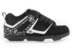 DVS Shoes Spring 21 Gambol - Black White Nubuck