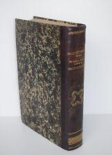 Lettres CARDINAL D OSSAT Henri IV AVIGNON DAUPHINE Gravure Infolio EO 1624