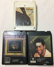 8 Track Tapes Ohio Players al Green The Jackson Five