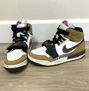 RARE🔥 Nike Air Jordan Legacy 312 Rookie Of The Year 6.5Y Boys Shoes AT4040-102