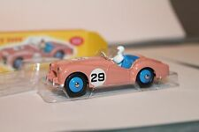DINKY TOYS  * TRIUMPH TR2 SPORTS  * 1:43 * ATLAS EDITION