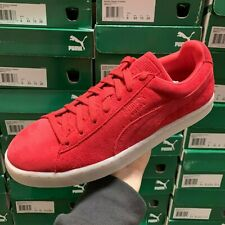 PUMA SUEDE CLASSIC COLORED 360850-02 HIGH RISK RED SNEAKER MEN SHOES