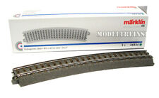 Marklin 24224 - C Rail Curved Track R2 = 437.5 mm / 17-1/4""