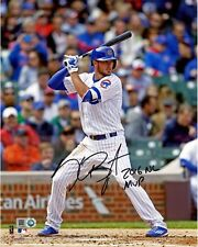 Kris Bryant Chicago Cubs Autographed 8x10 Photo  (RP)