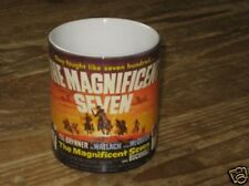 The Magnificent Seven 7 Advertising MUG