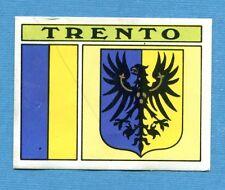 CALCIATORI PANINI 1971-72-Figurina-Sticker ADESIVO n. 61b -TRENTO SCUDETTO-Rec