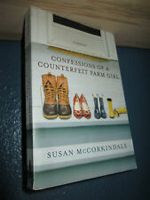 Confessions of a Counterfeit Farm Girl by Susan McCorkindale 9780451224934