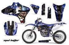 Dirt Bike Graphics Kit Decal Wrap For Yamaha WR250 WR450F 2005-2006 HATTER K U