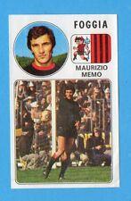 PANINI CALCIATORI 1976/77-Figurina n.70- MEMO - FOGGIA -Rec