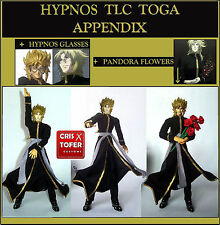 HYPNOS THE LOST CANVAS TOGA APPENDIX, SAINT SEIYA MYTH CLOTH TLC, lienzo perdido