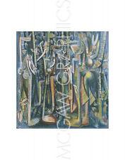 "LAM WIFREDO - THE JUNGLE, 1943 - ART PRINT POSTER 14"" X 11""   (900)"