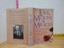Love, Medicine & Miracles: Lessons Learned About Self Healing Siegle (1986, HC)