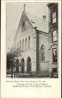 c1905 Brooklyn NY Eagle Postcard #398 Debevoise Place