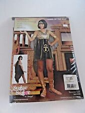 Size Medium Womens Cleopatra Nile Cosplay Halloween Sexy Costume Party