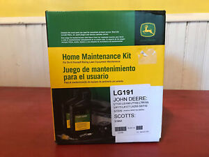 John Deere PN-LG191 Home Maintenance Kit NIB!