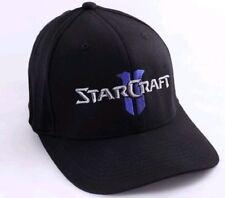 Headwear--StarCraft 2 - Logo Flexfit Hat (S/M)