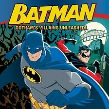 Batman Classic: Gotham's Villains Unleashed!, John Sazaklis, Good Book