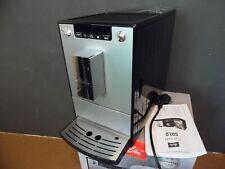 Melitta Caffeo Solo E950-103 Kaffeevollautomat - Schwarz/Silber Espressomaschine