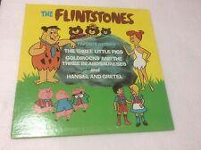 Flintstones 1977 Hanna-Barbera LP Record Album - Make a Great Christmas Gift!