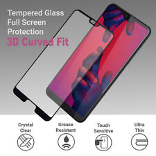 For Huawei P20 Lite Pro Full Glass 3D Tempered Glass 9H Screen Protector Cover