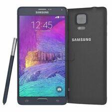 Оригинальный Samsung Galaxy Note 4 SM-N910A 32 ГБ AT&T GSM, разблокированный смартфон 4G LTE