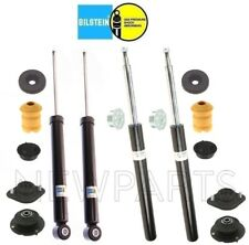 BMW E30 3-Series Sport Suspension Shocks & Struts Mounts Cover Bump Stops Kit B4