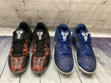 Nike Kobe Mamba Instinct Mentality Shoes Men's Size 8.5 9 BUNDLE PAIR GOOD COND.