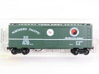 N Scale MTL Micro-Trains 20236 NP Northern Pacific 40' Standard Box Car #1001
