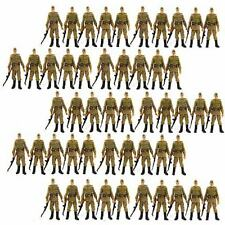 Wholesale Lot 50 New 3.75 inches Indiana jones movie Russian Soldiers Figure L21