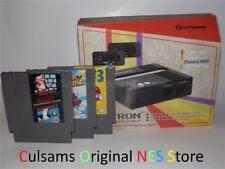 RETRON 1 RETRO SYSTEM CONSOLE & NINTENDO NES CLASSIC SUPER MARIO BROS 1 2 3