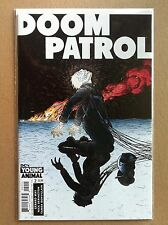 DOOM PATROL (2016) #2 REGULAR COVER YOUNG ANIMAL GERARD WAY DC NM 1ST PRINTING