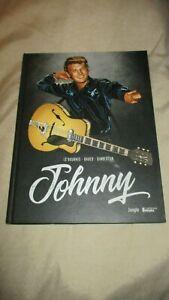 Johnny Hallyday-La Bd-1943-1962 La Nacimiento D Una Idole-Comme Nuevo
