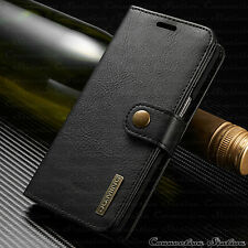 Leather Removable Wallet Magnetic Flip Card Slot Case Cover iPhone X/8/7/6s Plus