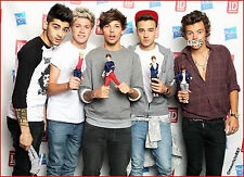 Poster A3 One Direction Harry Styles Liam Payne Niall Horan Louis Tomli Zayn 04