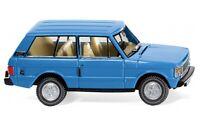 #010502 - Wiking Range Rover - blau - 1:87