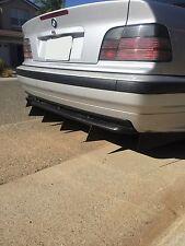 BMW E36 M3 REAR BUMPER DIFFUSER ALUMINUM