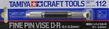 Tamiya 74112	Fine Pin Vise D-R (0.1-3.2mm)