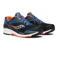 Saucony Mens Echelon 7 Running Shoes Trainers Sneakers Navy Blue Sports