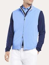 "Nwt~Peter Millar Crown Crafted ""Stealth Hybrid"" Vest~Blue~Medium ~ Mrsp $245"