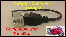 APRILIA Tune Ecu Cable Adaptador de plomo de diagnóstico