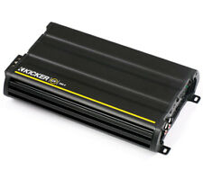 Kicker Cx300.4 Car Stereo 4 Channel 600W Full Range Speaker Sub Amp Amplifier