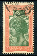 Timbre De Madagascar N°327 Oblitere Tamatave Cite Beryl-rose Stamps Africa