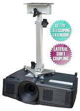 Projector Ceiling Mount for Mitsubishi ES100U EX100U HC100U HC1500 HC1600 HC3000