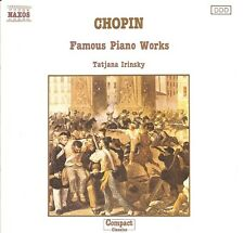 Chopin – Famous Piano Works / Tatjana Irinsky