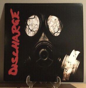 """Discharge - Japan 09 12"""" Punk Vinyl D Beat Hardcore"""
