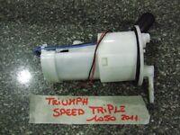 pompa carburante triumph speed triple 1050 dal 2011-2013 Benzin-pumpe Fuel Pump