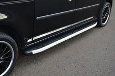 Aluminium Side Steps Bars Running Boards To Fit LWB Vauxhall Opel Vivaro 02-14