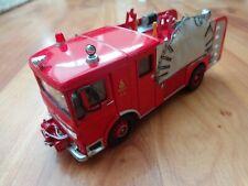 1/50 CORGI HONG KONG AEC FIRE ENGINE SUPPORT TRUCK REF 21802