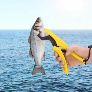 The Fish Grip Fishing Pliers Lip Gripper Holder Floating Grabber Clamp Grip
