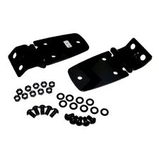 Black Hood Hinges For Jeep Wrangler Tj 1997 2006 Rough Trail Rt26045 Fits 1997 Jeep Wrangler